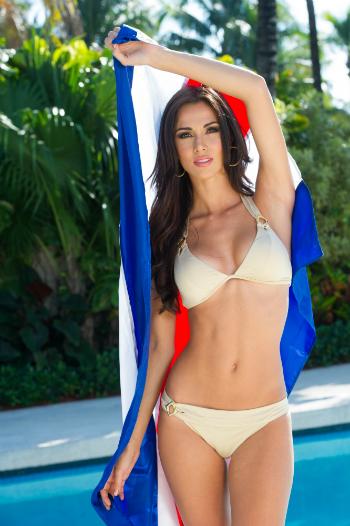 Karina Ramos, Miss Universe Costa Rica 2014