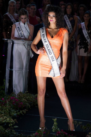 Christina Palavra, Miss Rhode Island USA
