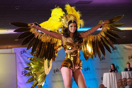 Natividad Leivi, Miss Universe Chile 2017